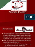 Holistic Nursing Process