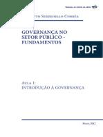 TCU - Governança no Setor Público