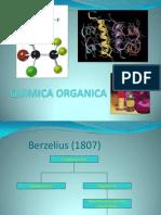 (1) QUIMICA ORGANICA- INTRODUCCION  2013