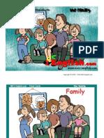 Learn English Family