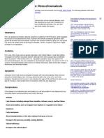 Genetic Disorder Profile