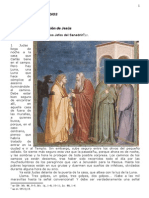 588 Judas Iscariote Con Los Jefes Del Sanedrin