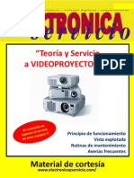 Electronica y Servicio N°124-Teoria y servicio a videoproyectores.pdf