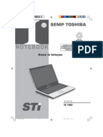 Manual Do Notebook Semp Toshiba