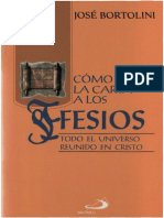 Bortolini Jose - Como Leer La Carta a Los Efesios