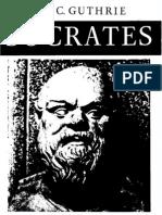 w k c Guthrie - Socrates (Ingles)