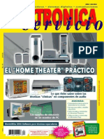 Electronica y Servicio N°83-El Home Theater practico.pdf