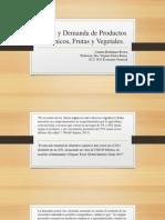 Oferta y Demanda de Productos Orgánicos, Frutas2.pptx