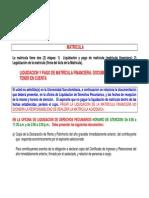 Informacion Fechas y Dctos Admitidos2011 19 Nov 2010