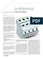 Disyuntor Diferencial (2014)-Lic. Prof. Edgardo Faletti