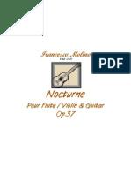 Nocturne Op 37