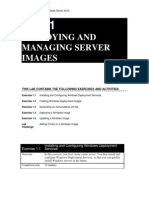 70-411 Administering Windows Server 2012 with Lab  Print LM Lab 01 Worksheet
