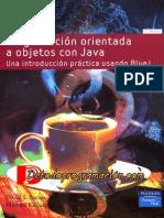 Programación orientada a Objetos con Java - 3ra Edición