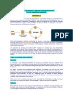 Conceitos básicos de Internet e intranet - Internet Explorer, etc.