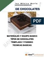 01. Chocolate-materiales y Tecnicas Basicas