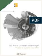 Ranking Universidades ´12