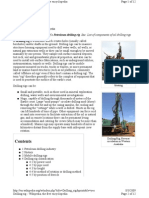 Introduction of Drilling Rig in Oil & Gas Indutry - Wikipedia