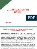 Planificacion de Redes Primera Parte 21 Marzo 2014