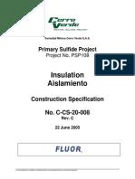 c Cs 20 008 Insulation_rev 0