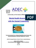 Somali Mental Health Project Toolkit