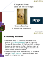 A Shocking Accident PPT