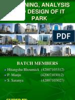 IT Park Design