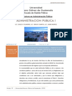 Analisis Servicio Civil