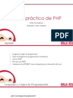 PHP Foundations 1