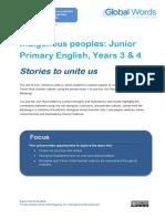 GlobalWords Indigenous JPY34print