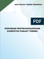 Pedoman Penyelenggaraan Kompetisi 2014