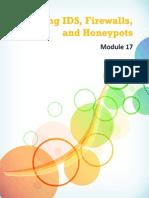 EC-Council - CEHv8 Module 17 Evading IDS, Firewalls, And Honeypots Slide 2013