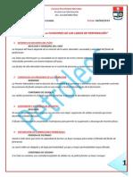 Propiedades vs Funciones de un Fluido de Perforación
