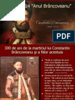 1 Constantin Brancoveanu(1)