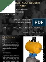 Alat Industri Kimia