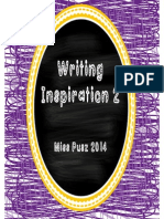Writing Journal Prompts 2