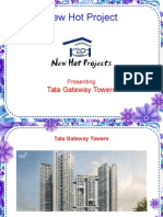 Apartments in Tata Gateway Towers Mulund