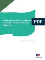 Rapport Bilan Evaluation Surveillance Sanitaire Armada Rouen 2013-1