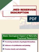 08 Fractured Reservoir Description
