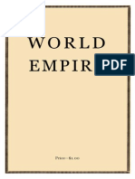 Armstrong George - World Empire