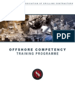 Offshore Competency Programme