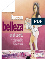 Espectáculos 12 de abril 2014
