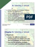 Lecture 4 - Samplingnethrtg Method (Dr Hee)