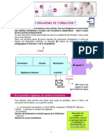 Comment Devenir Un Org de Formation