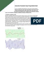 Jenis Modulasi Berdasarkan Parameter Sinyal Yang Diubah-Ubah