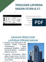 Pengarahan Paper Stupa 8.17