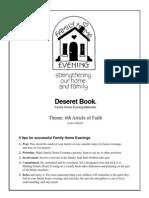 6th Article of Faith