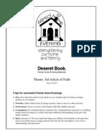 3rd Article of Faith