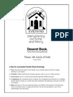 4th Article of Faith