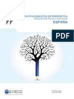 Política educativa en perspectiva. OECD , Abril 2014