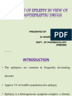 Treatment of Epilepsy in View of Newer Antiepileptic